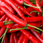 """Red Chili (मिर्च लाल)"" beneficial for gas and foot pain"