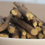 "Medicinal uses of ""Liquorice (मुलेठी)"" in Ayurveda"