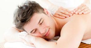 herbal body massage